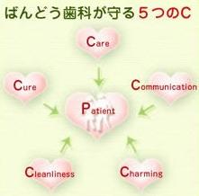 診療における「5C]